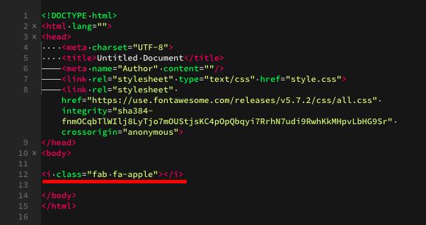 HTMLタグを貼り付け